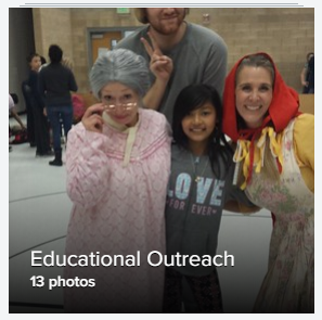 Lyrical Opera Theater's Educational Outreach pics