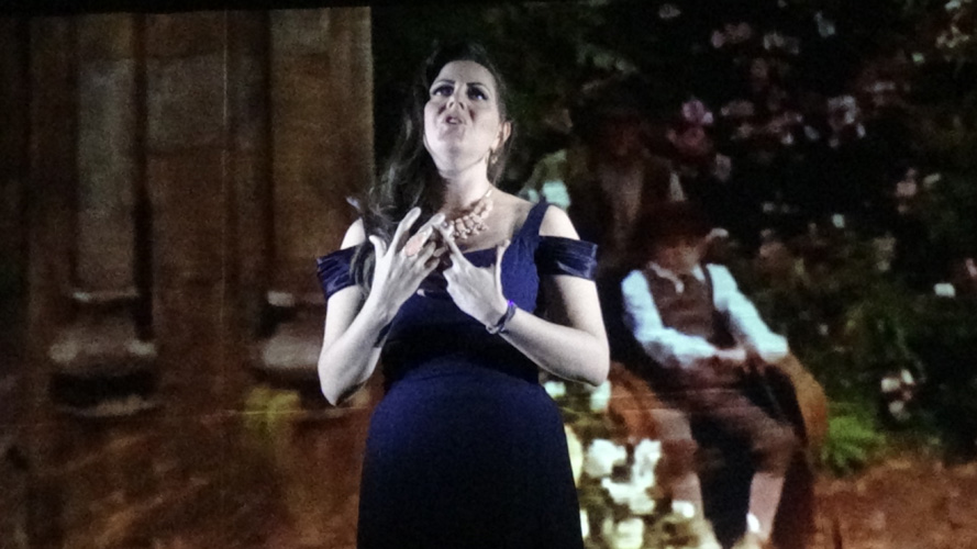 "Lyrical Opera Theater's ""Heart's Song"" concert. Holly Anderson sings ""How Could I Ever Know"""