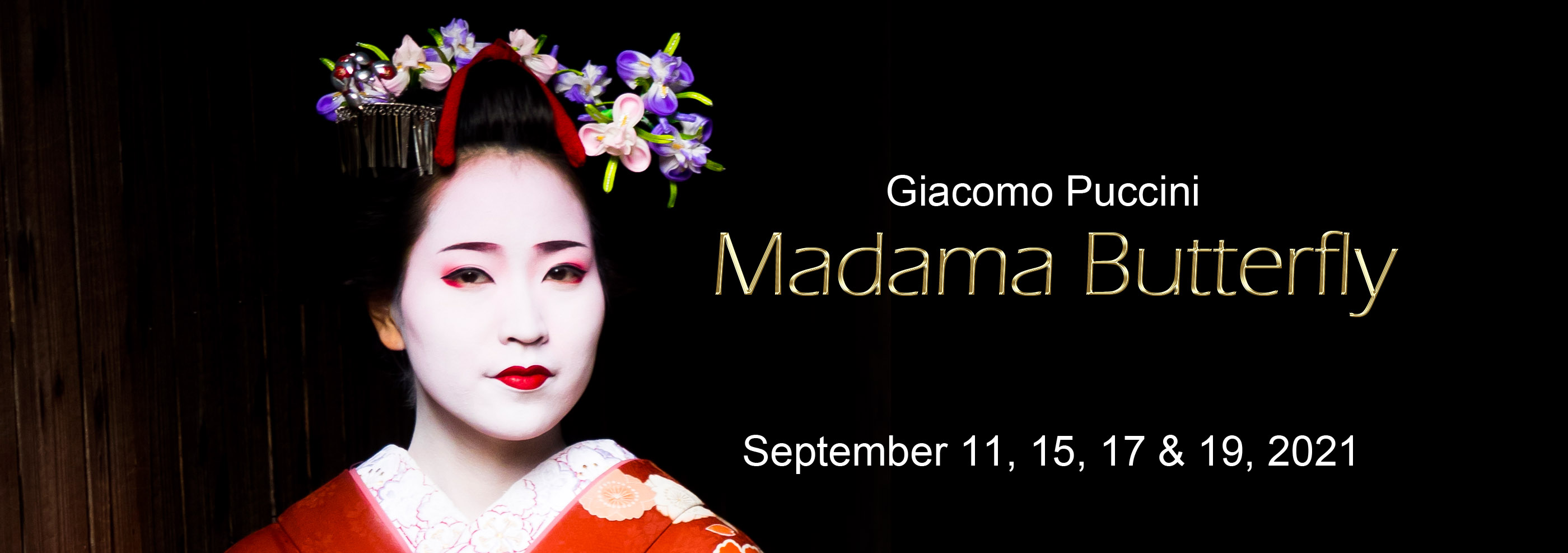 Madama Butterfly Graphic