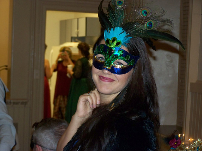 Lyrical Opera Theater's Masquerade Party 2018