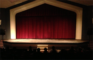 Midvale Performing Arts Center Stage